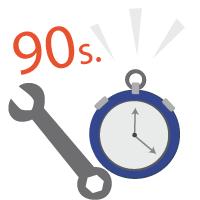 Dexxo Pro 1000 – Inbetriebnahme innerhalb von 90 Sekunden