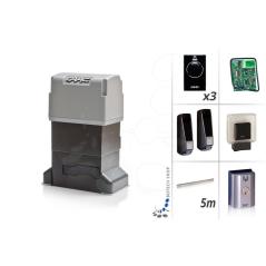 Schiebetorantrieb FAAC 844 R 400V (Set XL)