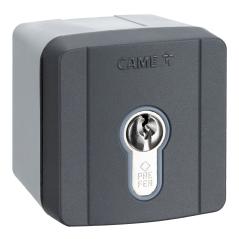 Schlüsseltaster CAME SELD1FDG (806SL-0050) für Aufputzmontage