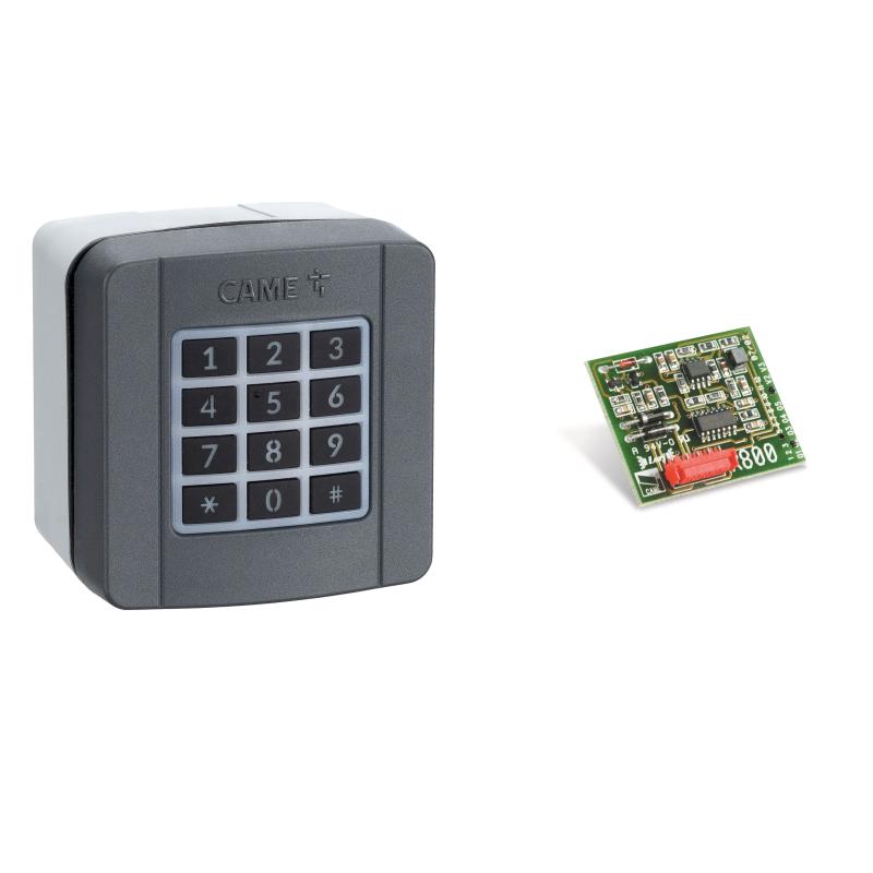 Codetastatur CAME SELT1NDG (806SL-0150) + Modul R800